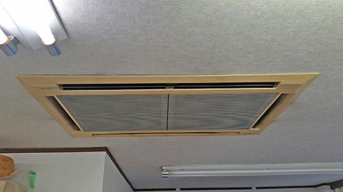 旧室内機1