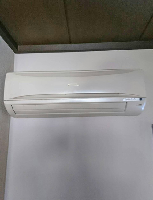既存のパッケージエアコン室内機