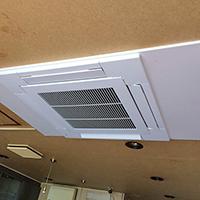 神奈川県川崎市・店舗ビルに設置のお客様【業務用エアコン】
