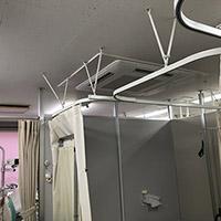 東京都中央区のテナントビルにて天井埋込形エアコンの入れ替え工事【パッケージエアコン】