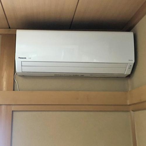 埼玉県所沢市の戸建てにてルームおよびハウジングエアコンの同時入替え工事【ハウジングエアコン・ルームエアコン】